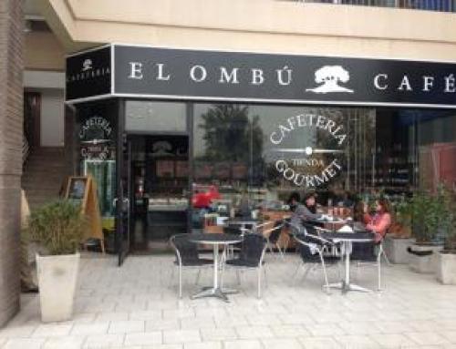 Raymapu en El Ombú Café